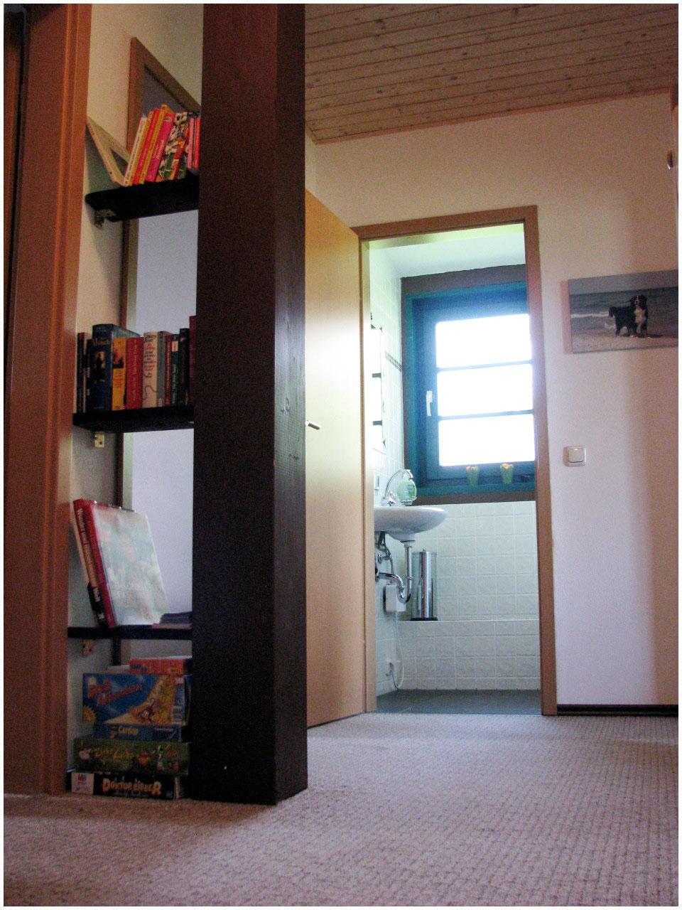 g ste wc genie en sie natur pur in zentraler lage. Black Bedroom Furniture Sets. Home Design Ideas