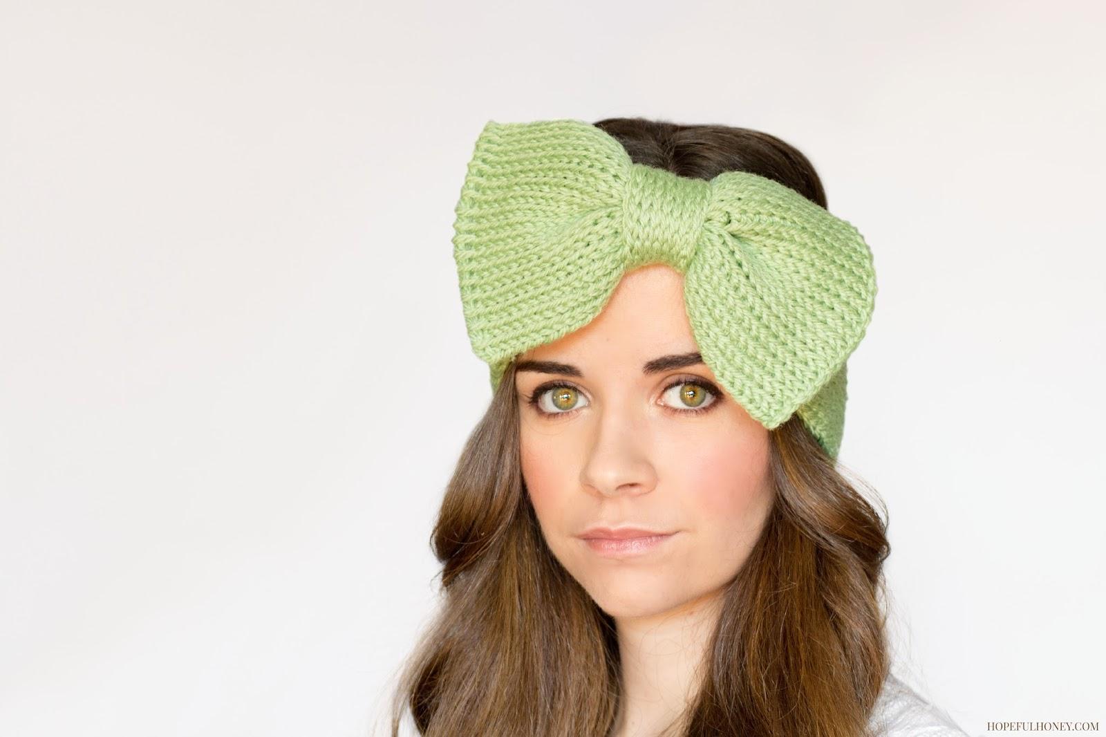 Hopeful Honey Craft, Crochet, Create: Sweetie Pie Bow ...