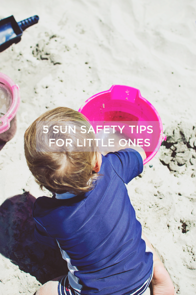5 Important Sun Safety Tips For Little Ones