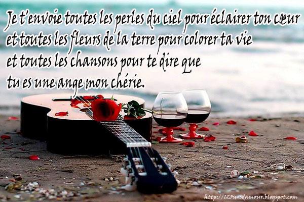 Fabulous sms d'amour pour ma chérie | Amourissima - Mots d'amour -SMS d'amour DG47