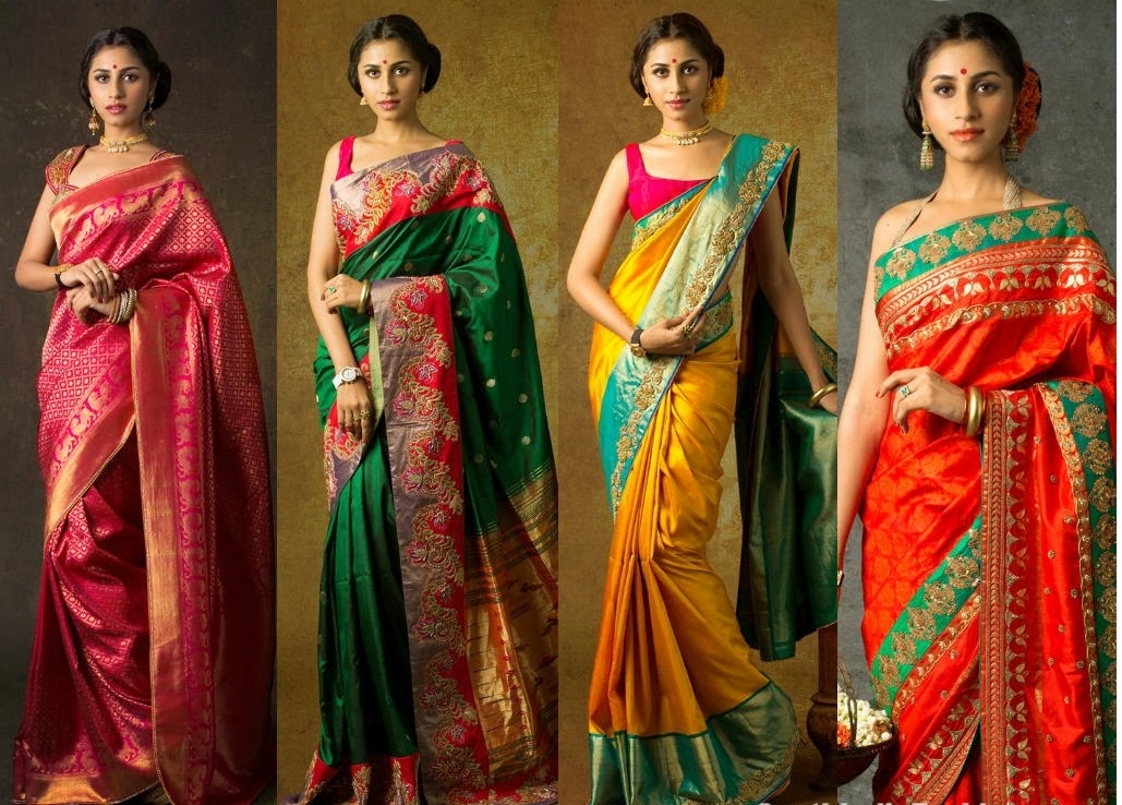 Fashion For Your Home And You Traditional Sarees