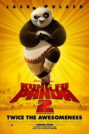 Kung Fu Panda 2 (2011) Full Movie Dual Audio [Hindi+English] Complete Download 480p