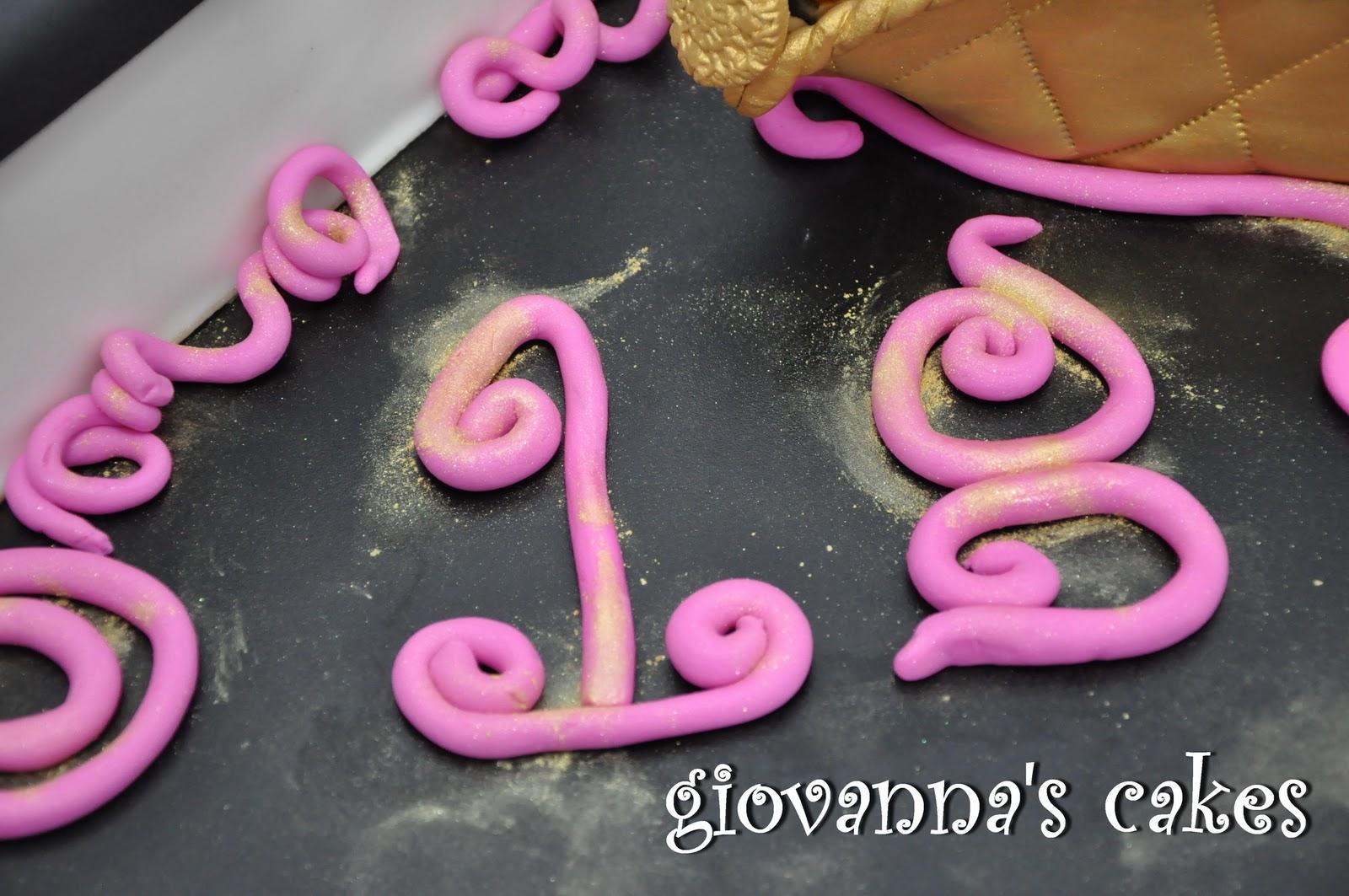 giovannas cakes Fashionista 18 year old princess birthday cake