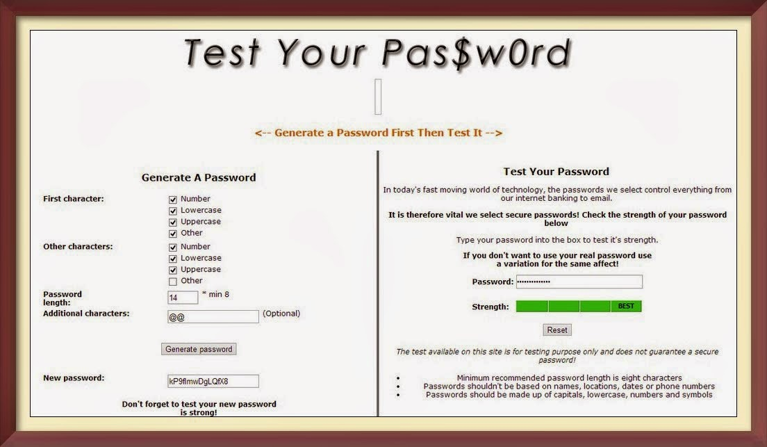 Test-Password-Strength