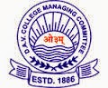DAVIET FACULTY RECRUITMENT 2014