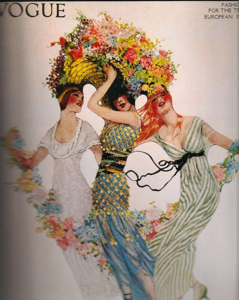 Vintage Vogue Covers on Pinterest | Vogue Covers, Vogue ...