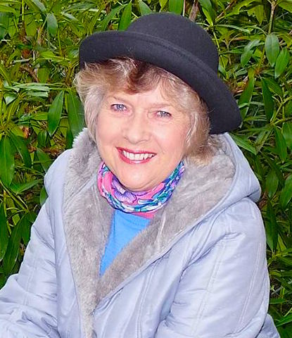 Judy Brown - Co-manager of Eagles Rise, Sisters Beach