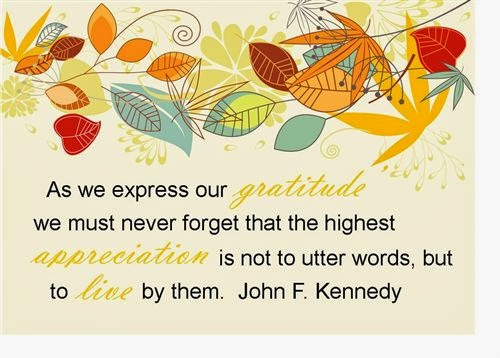 Unique Happy Thanksgiving Quotes For Facebook