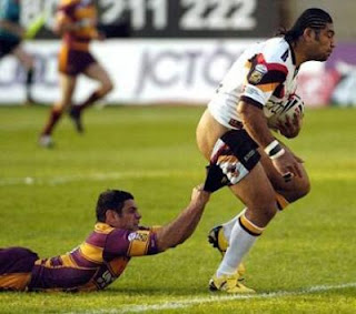 Rugby - Vale quase tudo