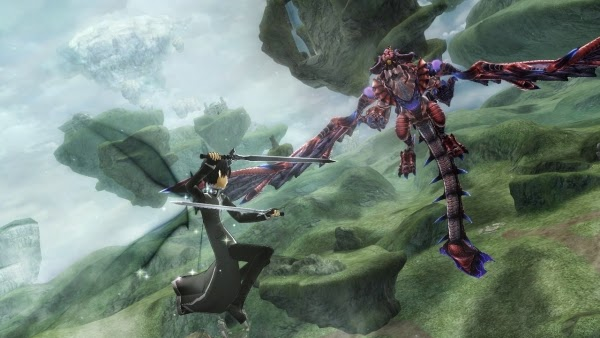 game baru sword art online