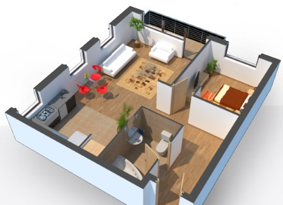 Roomle progetta la tua casa for Progetta il tuo gioco online di casa