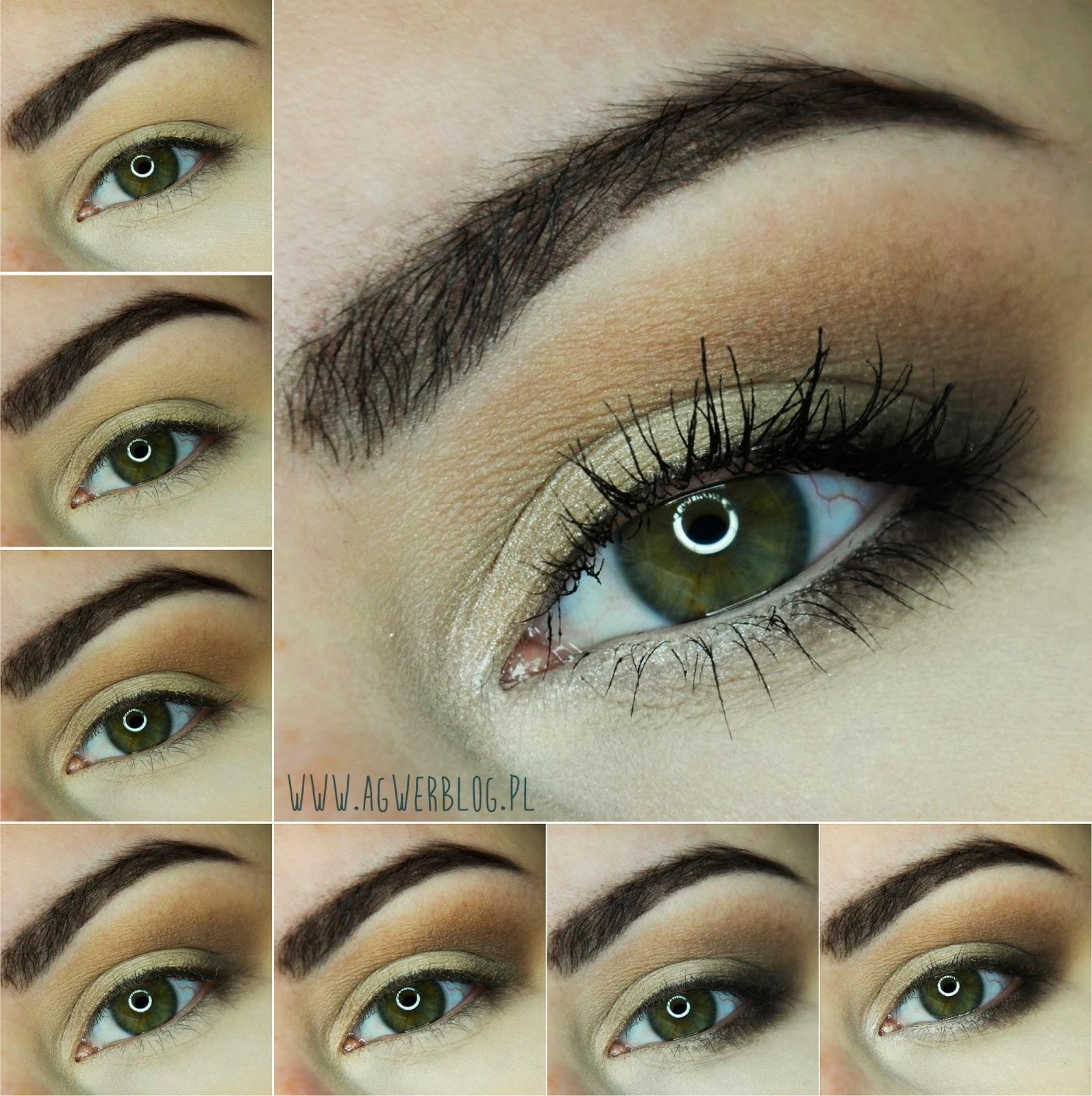 Jak powiększyć oko makijażem