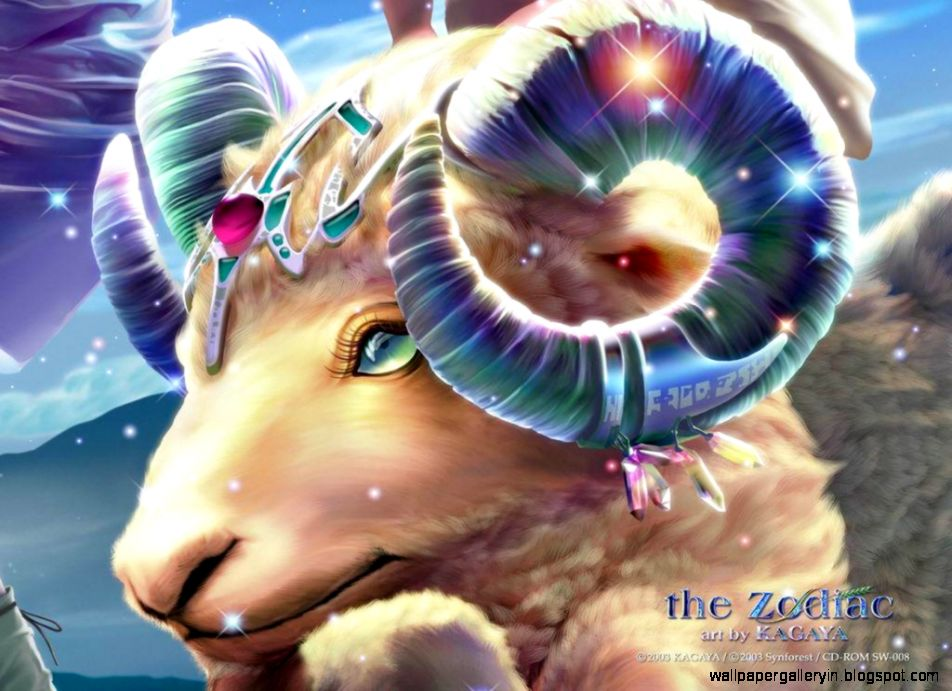 Aries Zodiac Wallpapers HD Pictures  One HD Wallpaper Pictures