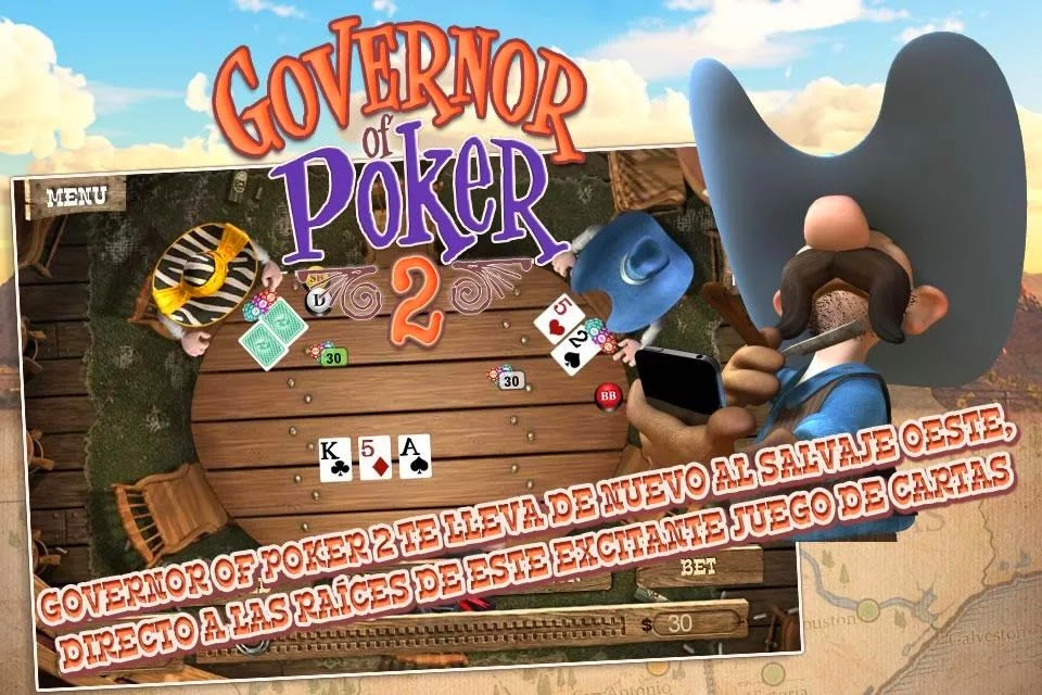 The description of Governor of Poker 2 Premium (Mod Money)