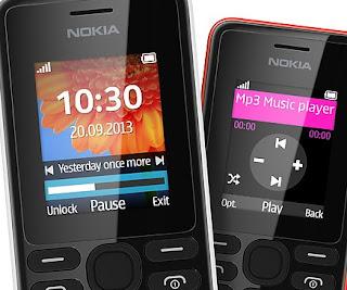 Nokia 108 Ponsel Low End Harga Rp 400 Ribuan