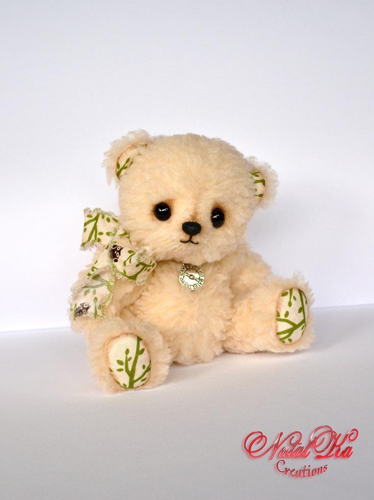 Teddy bear  handmade by NatalKa Creations