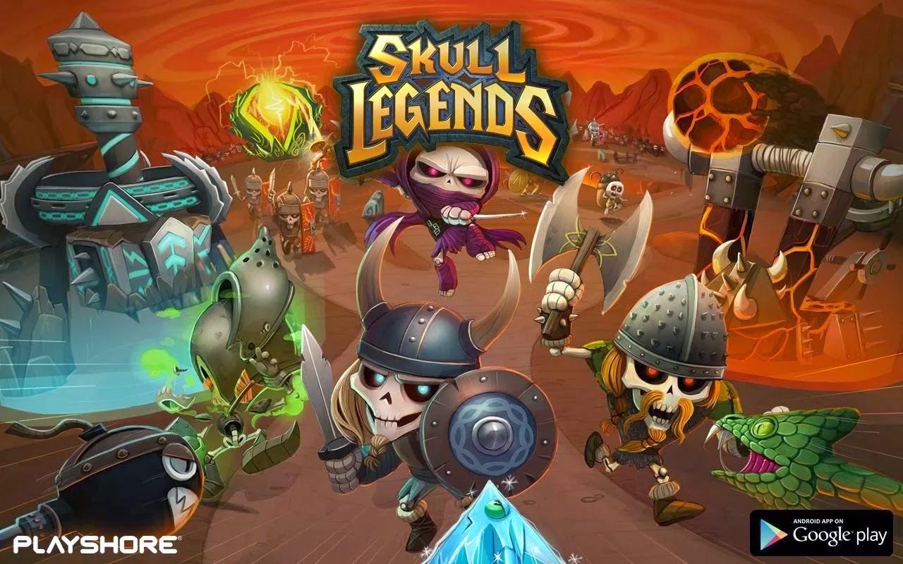 Skull Legends v1.3.2 APK