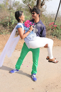 Lavanya Tripathi looks spicy in romantic scenes from movie Okkaditho Modalaindi
