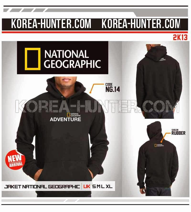 KOREA-HUNTER.com jual murah Jaket National Geographic - Adventure   kaos crows zero tfoa   kemeja national geographic   tas denim korean style blazer