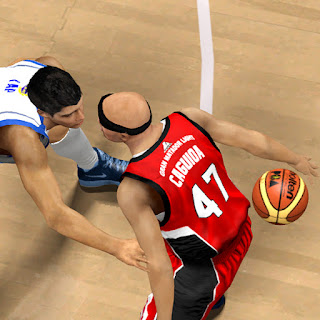 PBA 2K13 Mod Basketball Patch