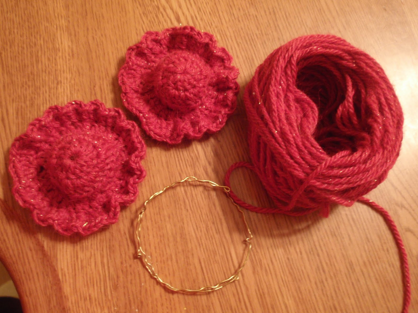 Ktog Knitting : Stitching n knitting new style knit a long