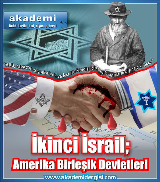 İkinci İsrail; Amerika Birleşik Devletleri