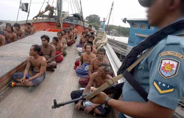 Perompakan di Asia Tenggara Meningkat Tajam