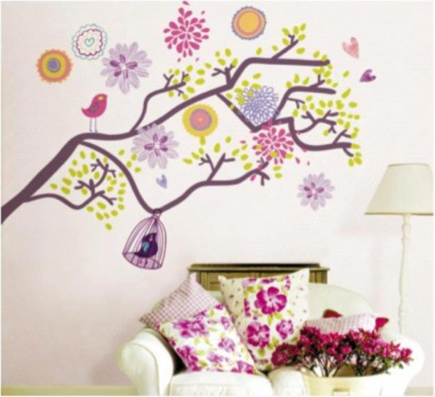 wall sticker | wall sticker kartun di malang