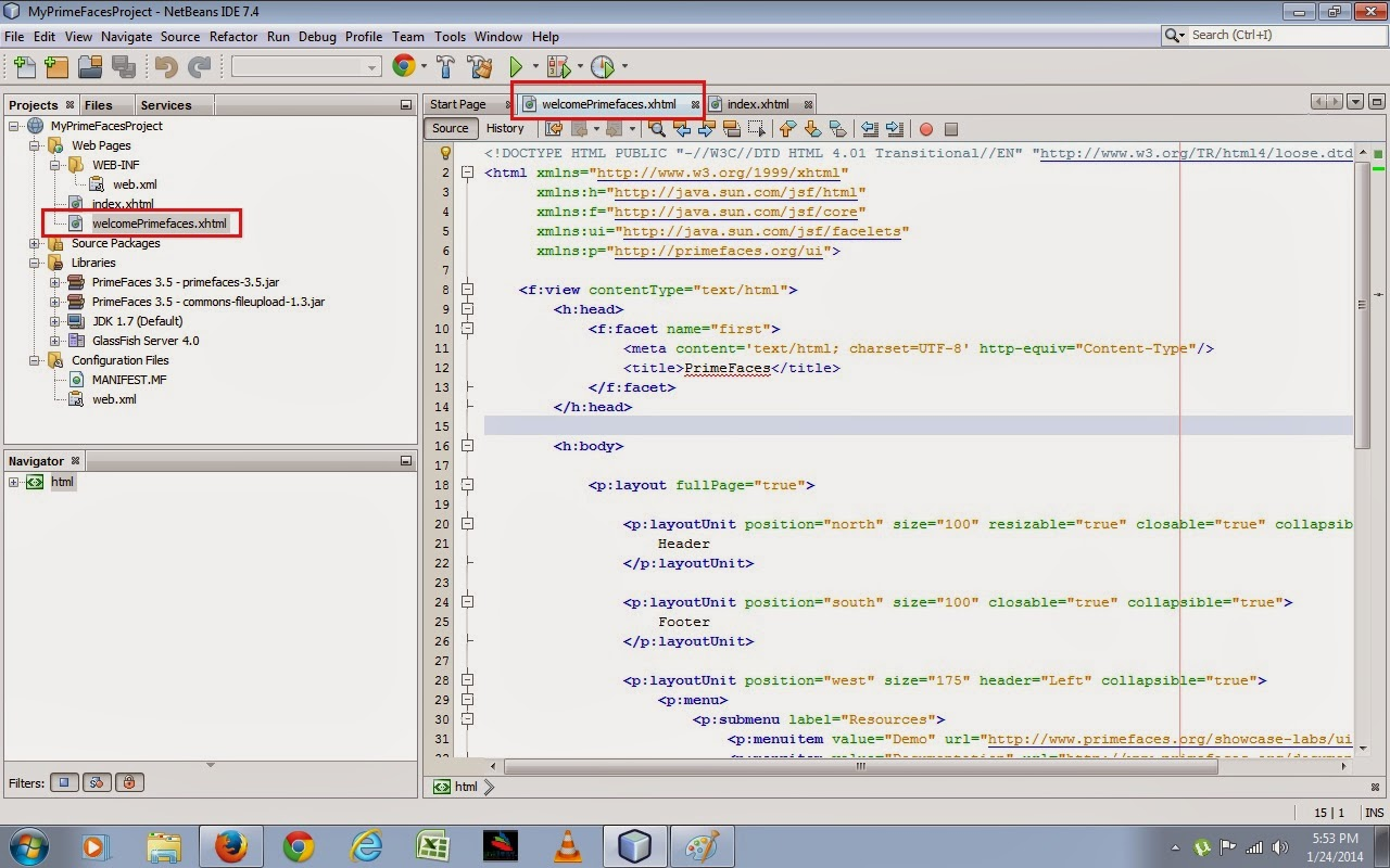 How-To-Create-Web-Application-using-JSF-PrimeFaces-component-JAVA-EE-7-in-NetBeans-IDE-7.3-and-with-Glass-Fish-Web-Application-Server,-netbeans-ide-tutorial,custom-web-application-development,-java-application-development,java-ee-7,-java-editor,-java-development-tool,-custom-web-software-development, web-server-java-web-application,-java-web-software-development,-glass-fish-web-application-server,jsf-2-tutorial,-primefaces-tutorial,-primefaces-jsf-component