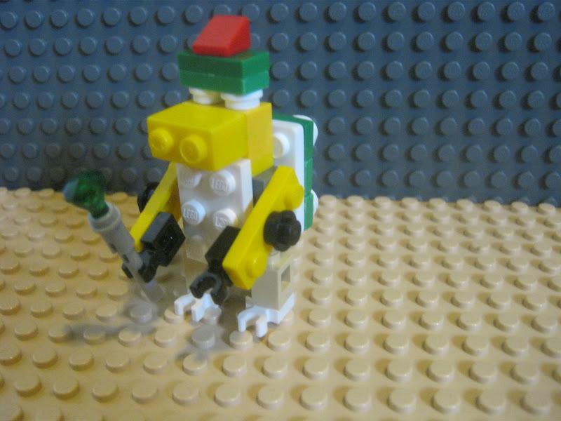 Everything Lego Bowser Jr