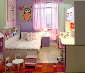 Pequeno quarto simples