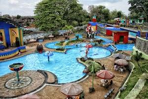 Water Park Sumberudel Blitar