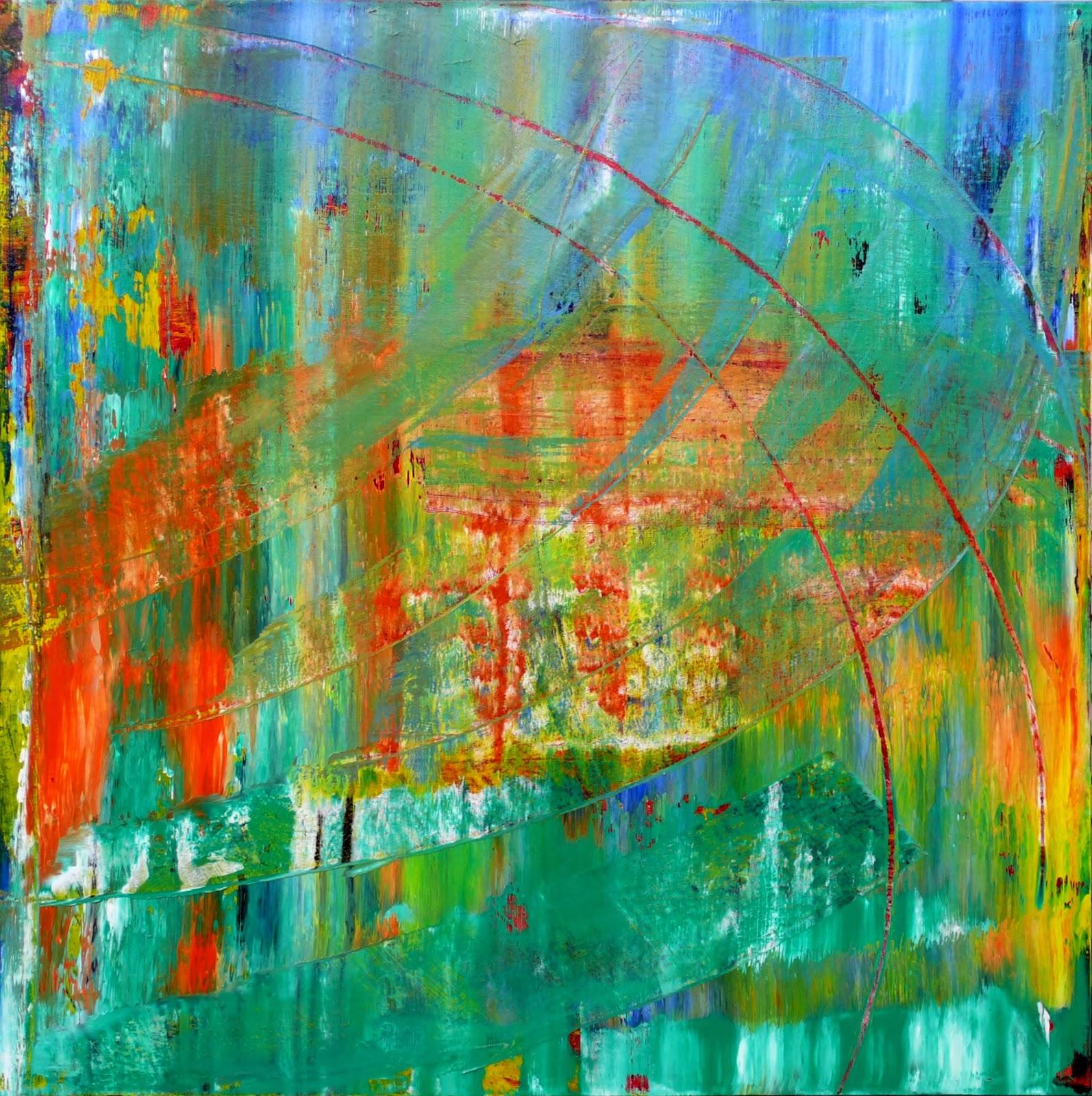 Modernes Design Malerei : Painting malerei moderne kunst art holm piesker
