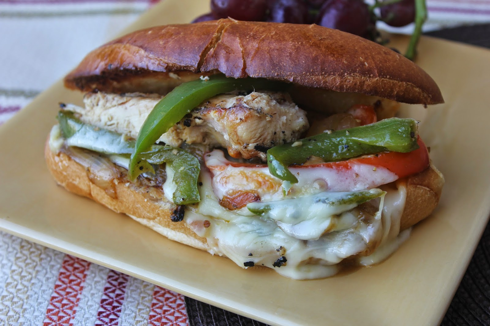 Dinner for $10 or under, Meal Planning Tips, Deals to Meals Updates, Dynamic Deals, Simple Chicken Philly Subs, Recipe:  Chicken, Recipe:  Sandwiches,
