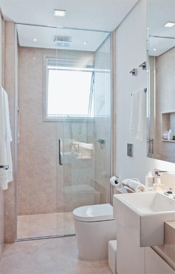 decoracao teto banheiro:Amei!! Lindo e claro!! Dá até uma impressão de limpeza, né?! Curti