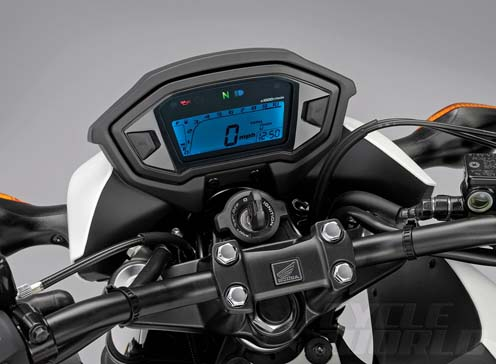 Honda CB500F Review and Price