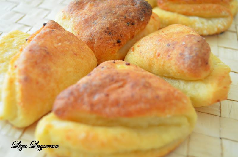 Печенье гусиные лапки без творога фото