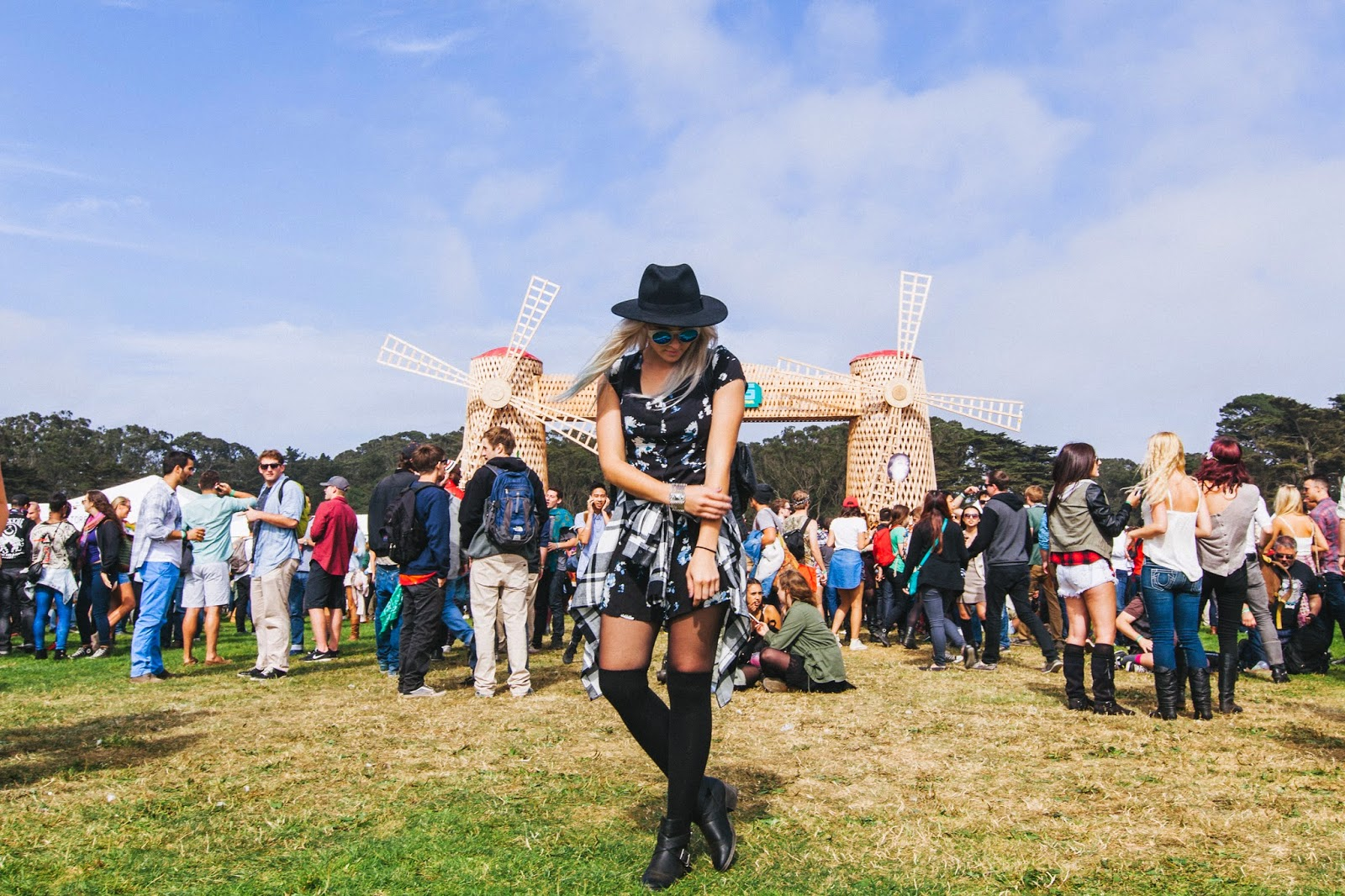 Festival Style at Outside Lands 2014