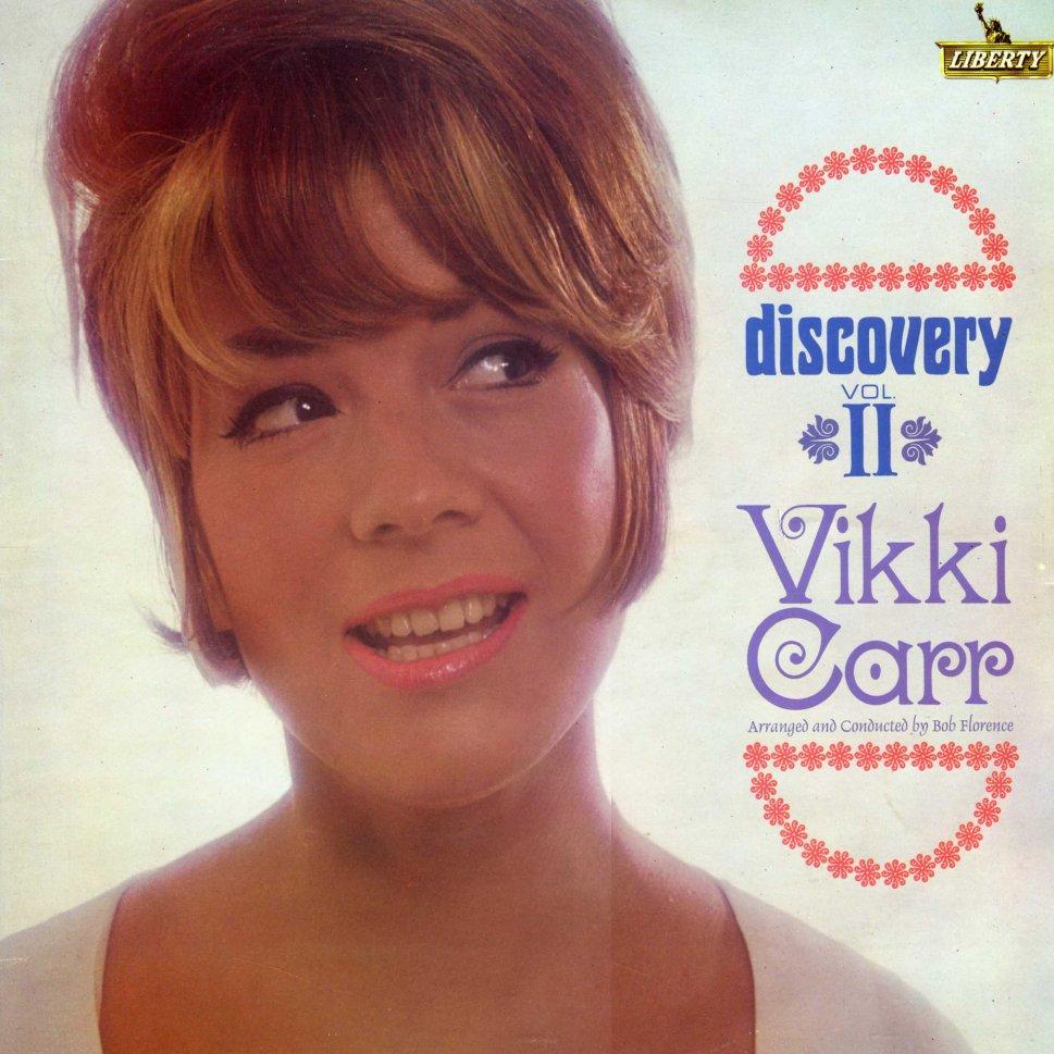 Luigi's 50's & 60's Vinyl Corner: Vikki Carr