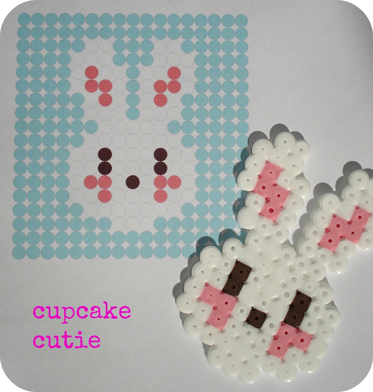 cupcake cutie: HAMA BEADS