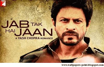 Jab Tak Hai Jaan wallpaper