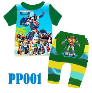 pyjamas tobot