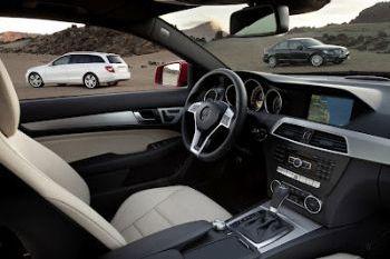 Mercedes Benz Class C - 2012