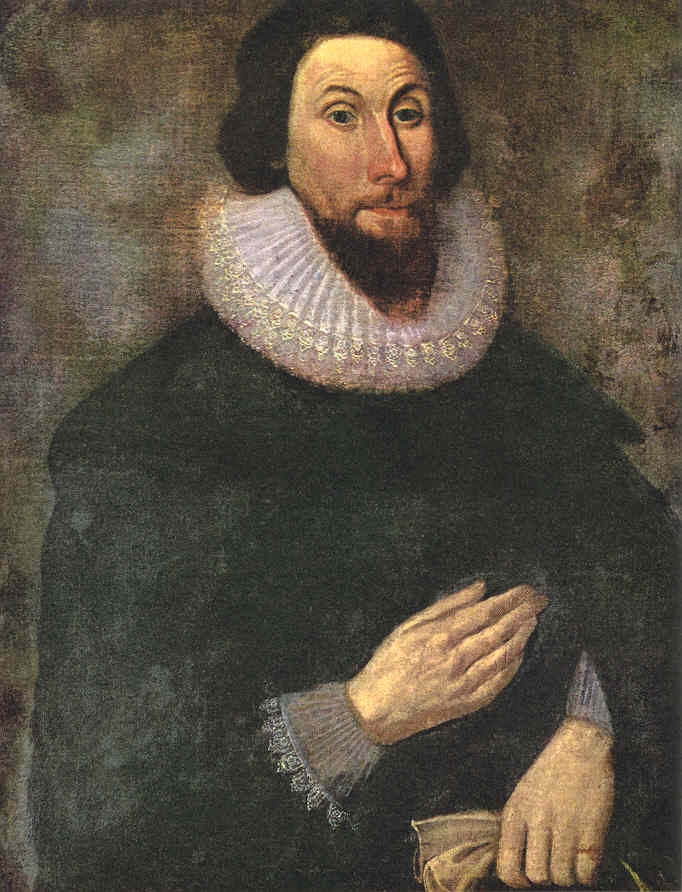 governor john winthrop Winthrop had devoted his entire life to puritanism he had first experienced it in a household stocked with bibles that explicated protestant theology, church affairs, and visits from puritan ministers after his conversion, john joined a movement that dated back to 1530s, the time period of the.