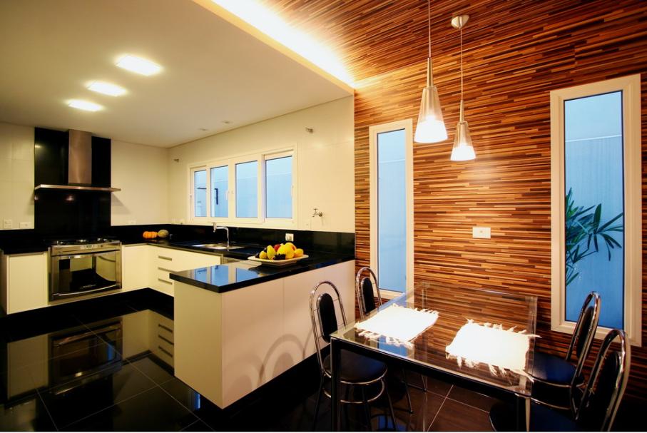 Amêndoa & Alfarroba # Iluminacao De Cozinha Com Ilha