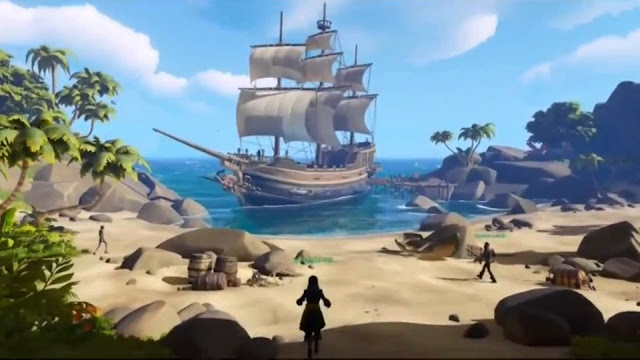 Sea Of Thieves Game Download Kickass 100% Working