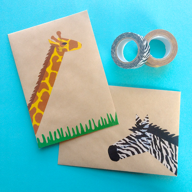 Safari+envelopes+1