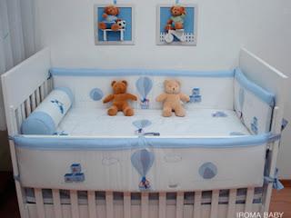 Decoração para Quarto de Bebê Feminino