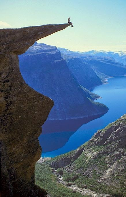 Trolltunga, Norway - Infiniti of Clarendon Hills