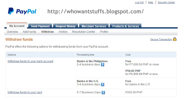 How to Withdraw Money From PayPal to Bank Account